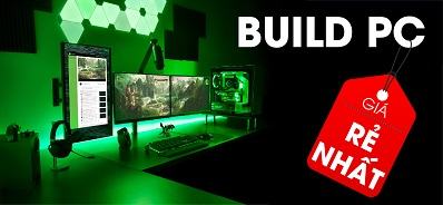 Build PC giá tốt