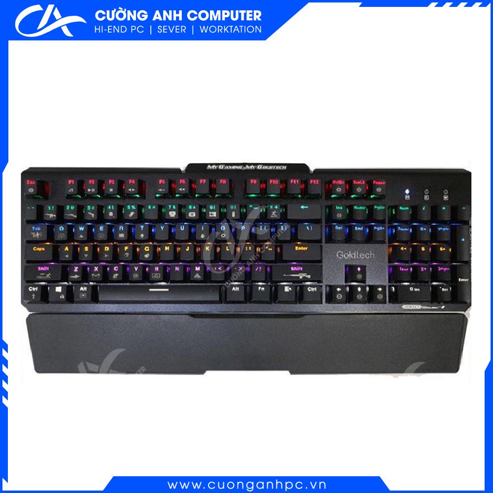 Bàn phím cơ Gaming GoldTech LK185