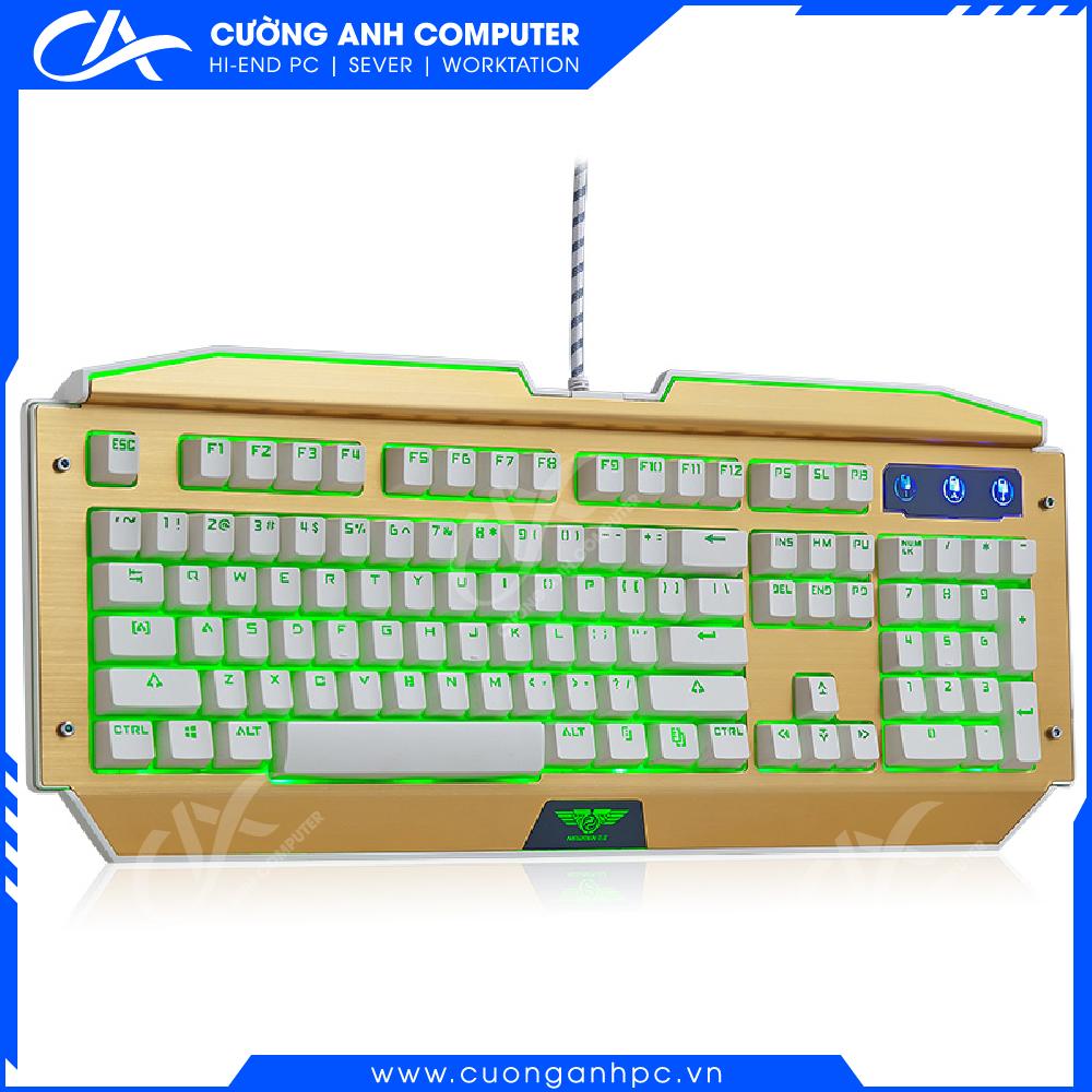 Bàn phím giả cơ Newmen GM100s (Full size)