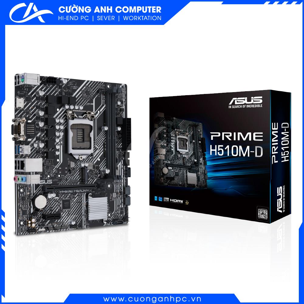 Mainboard ASUS PRIME H510M-D LGA 1200