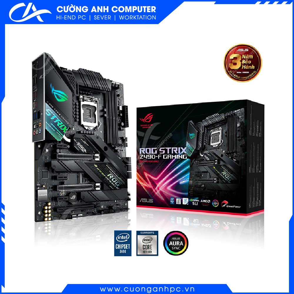 Mainboard ASUS ROG Strix Z490-F Gaming LGA1200