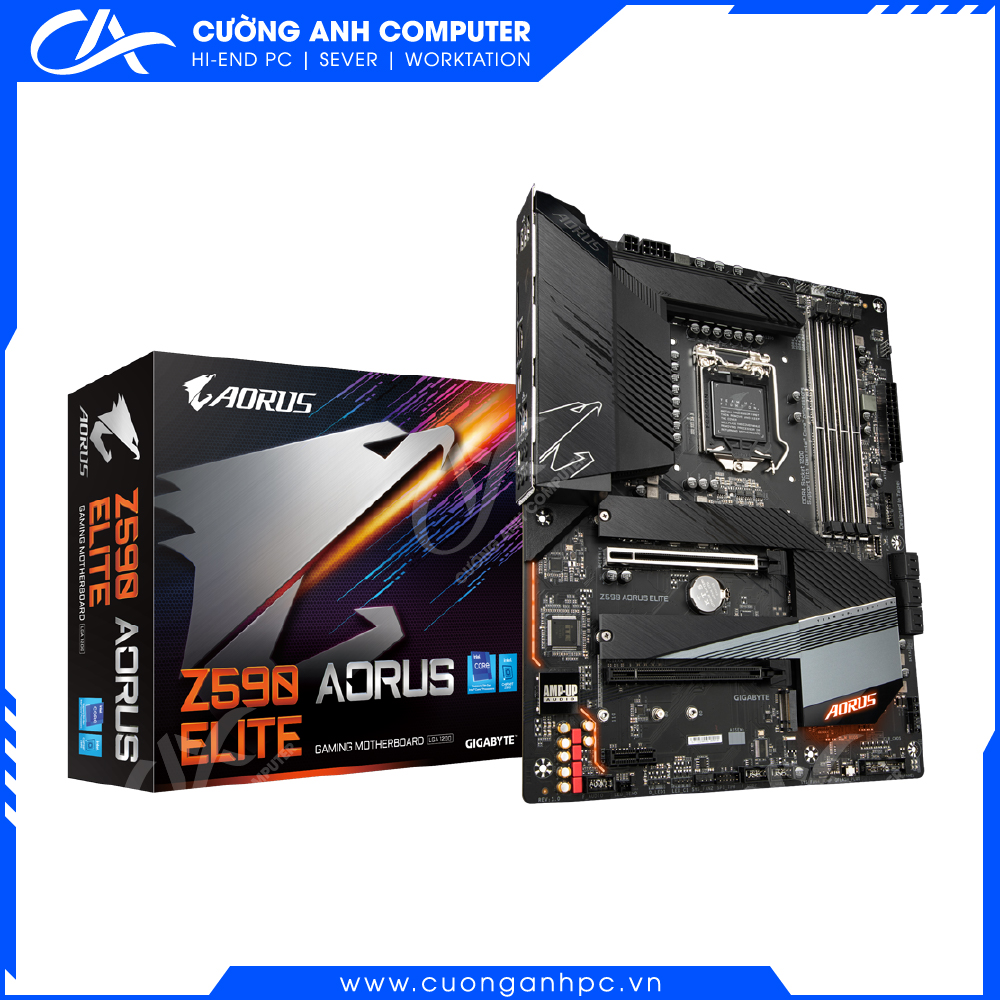 Mainboard Gigabyte Z590 AORUS ELITE