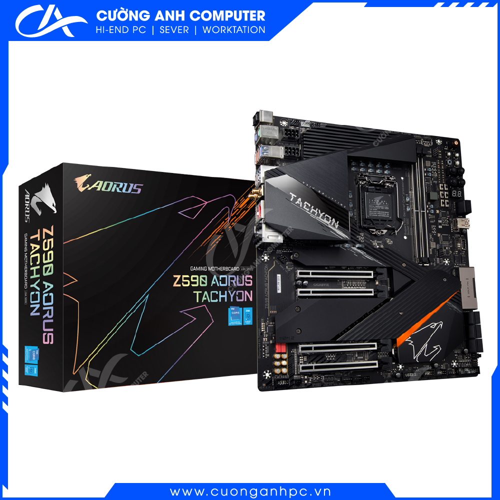 Mainboard Gigabyte Z590 Aorus Ultra Socket LGA 1200