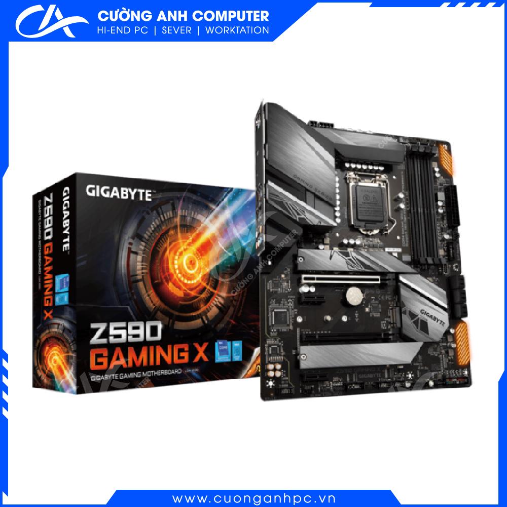 Mainboard Gigabyte Z590 GAMING X