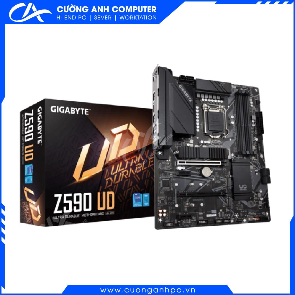 Mainboard GIGABYTE Z590 UD