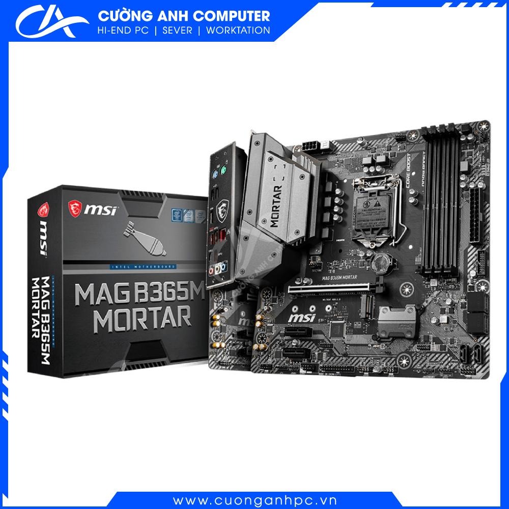 Mainboard MSI MAG B365M MORTAR