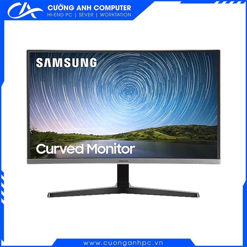 Màn hình cong Samsung LC32R500FHEXXV 31.5inch/FHD/VA/75Hz/4ms/250nits/HDMI+DSub+Audio
