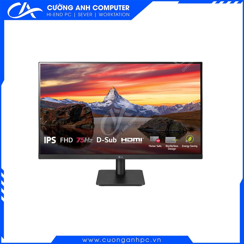Màn hình LG 24MP400-B 23.8Inch 75Hz IPS