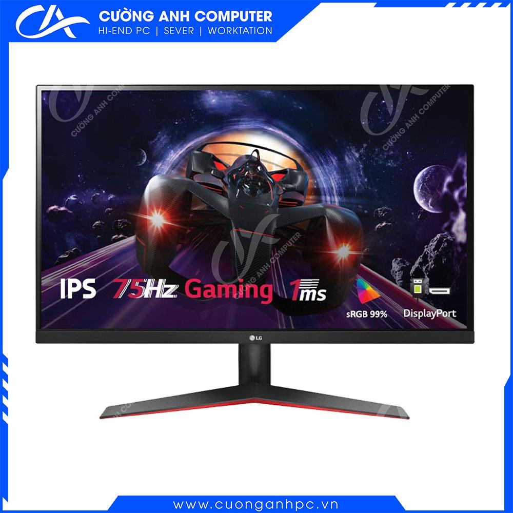 Màn hình LG 27MP60G-B (27inch/FHD/IPS/75Hz/5ms/200nits/HDMI+DP+Dsub+Audio/Freesync)