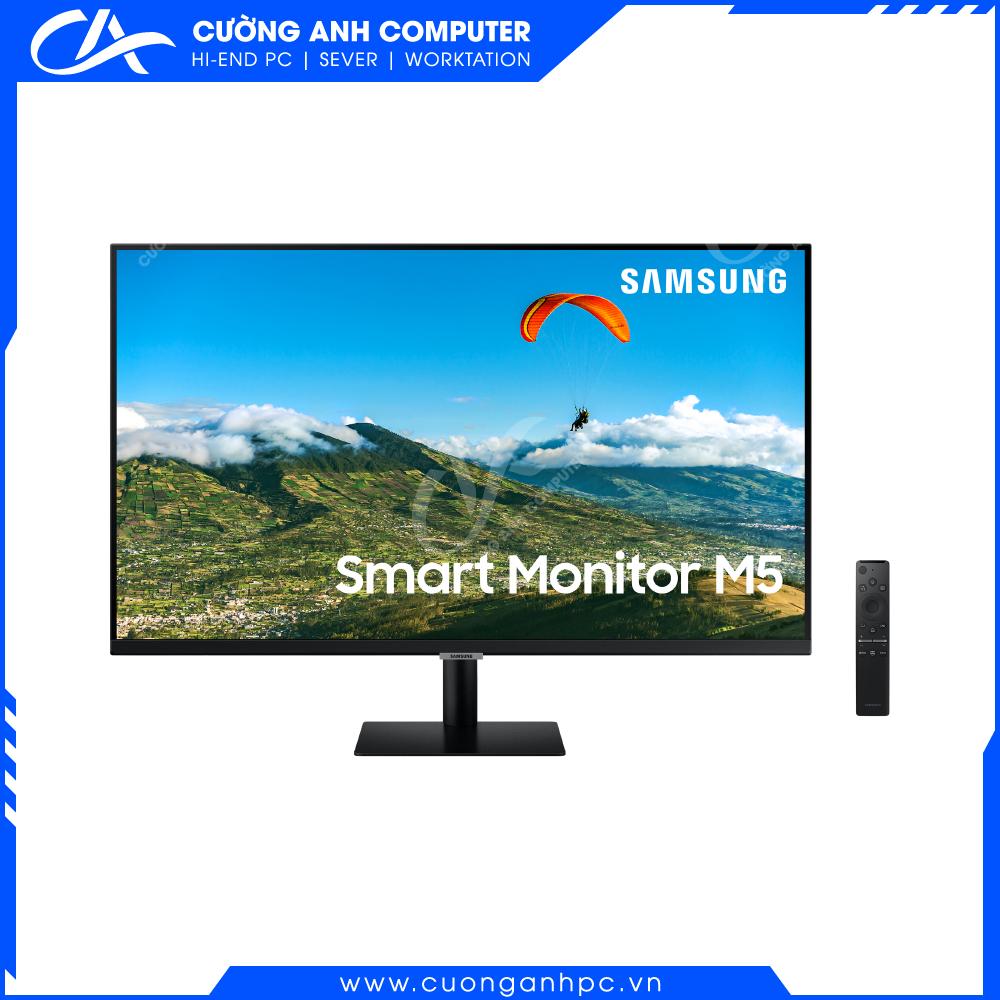 Màn hình máy tính thông minh Samsung LS27AM500NEXXV 27 inch FHD Smart monitor