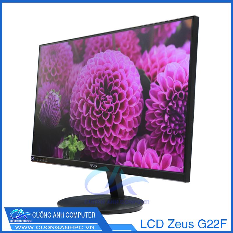 Màn Hình Máy Tính Zeus G22F Full HD 75HZ Full viền