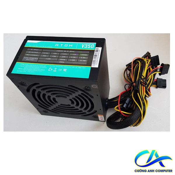 Nguồn Antec ATOM V350 350W - Standard