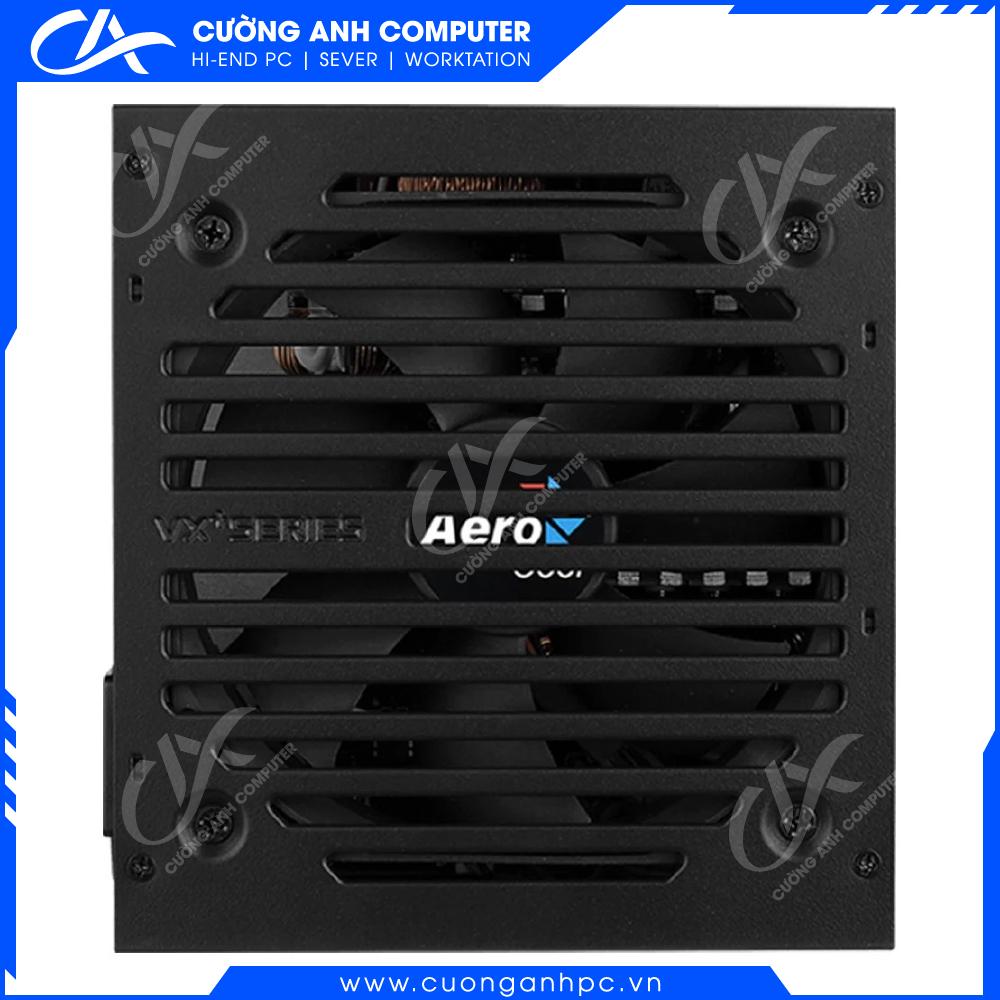 Nguồn máy tính Aerocool VX Plus 500 - 500W