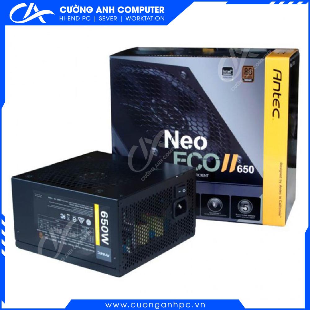 Nguồn máy tính Antec Neo Eco 650 - 650W