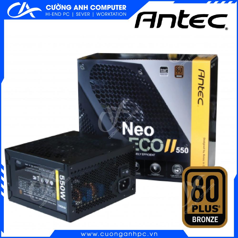 Nguồn máy tính Antec Neo Eco II 550 - 550W