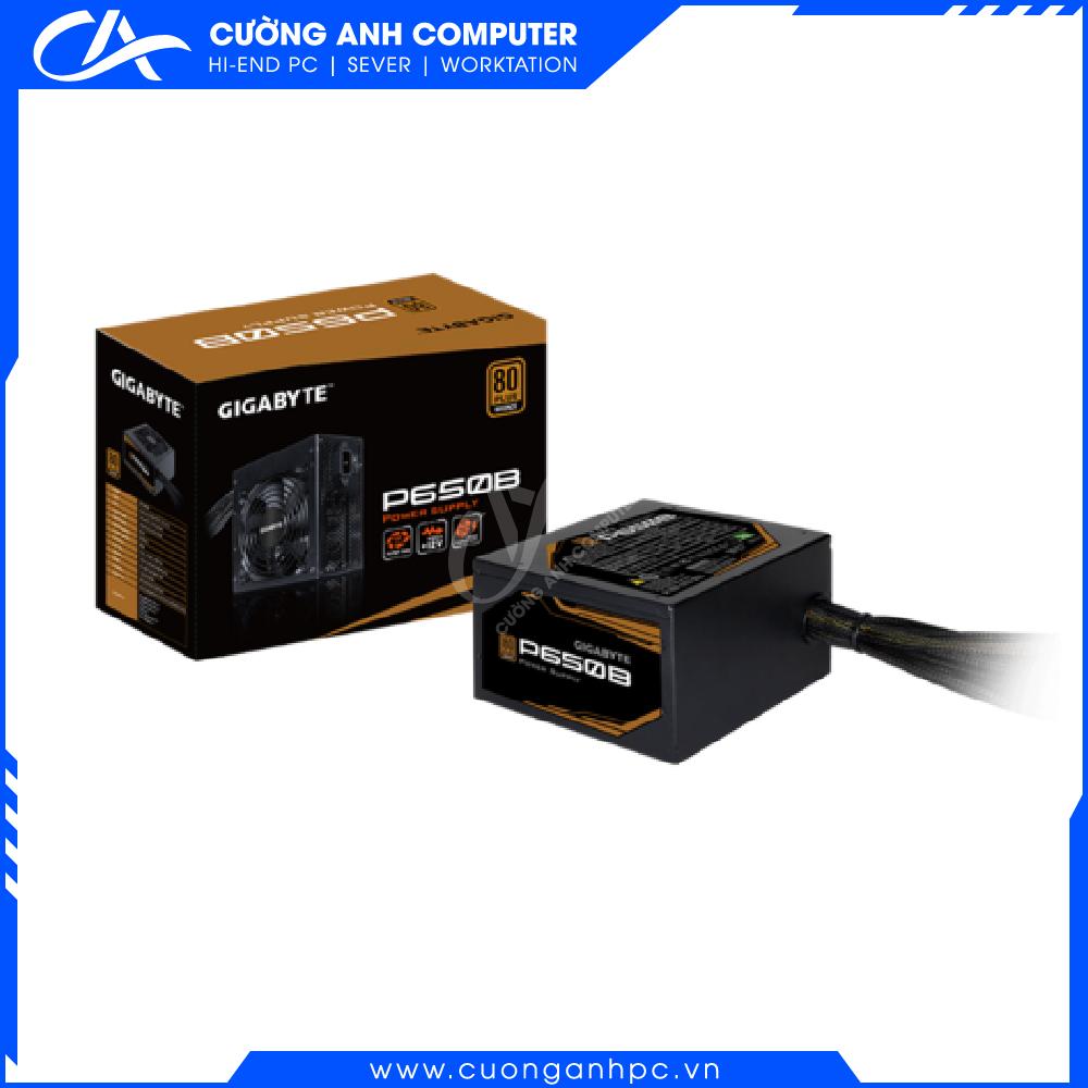 Nguồn máy tính GIGABYTE P650B 650W 80 PLUS Bronze