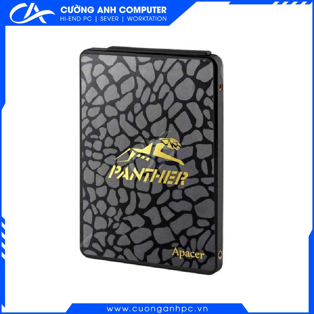 Ổ cứng SSD Apacer AS340 240GB SATA3 2.5 inch (Đọc 550Mb/s - Ghi 500Mb/s) - (AP240GAS340G-1)