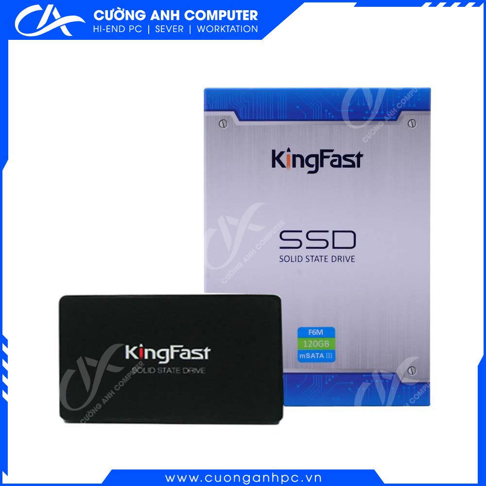 Ổ cứng SSD KINGFAST F6 PRO 120GB SATA3 6Gb/s 2.5