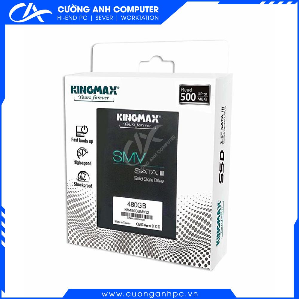 Ổ cứng SSD Kingmax 480GB - SMV32 2.5''