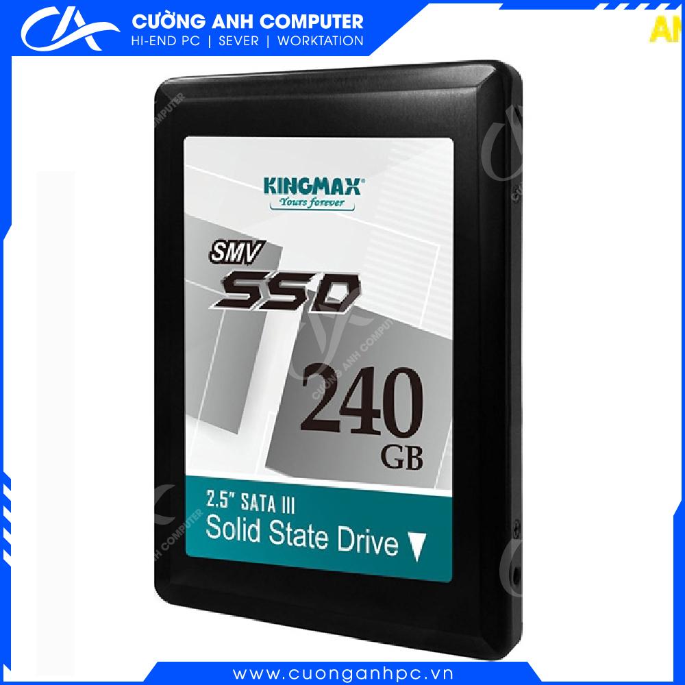 Ổ cứng SSD KINGMAX SMV32 240GB 2.5