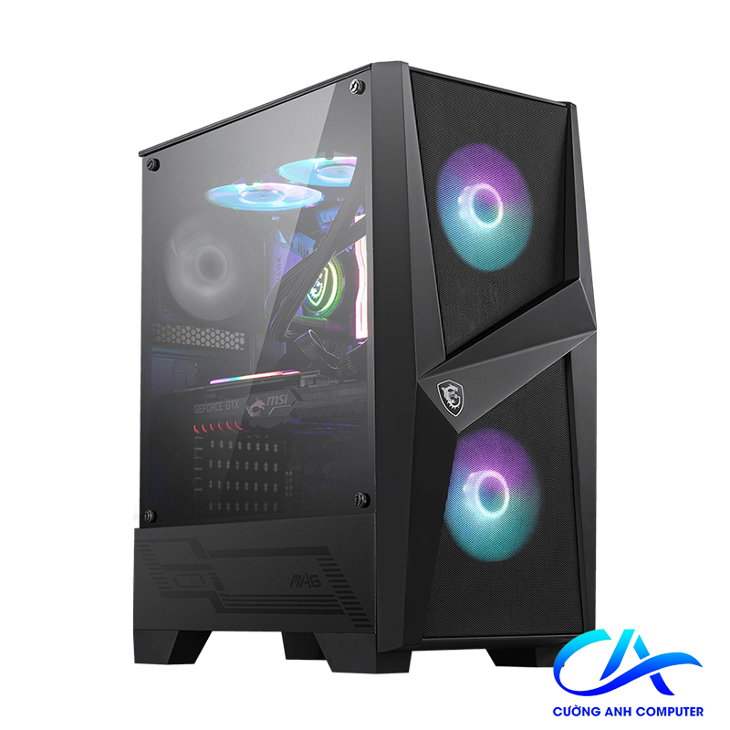 PC CA Gaming PC 13 i5 10400 / 8GB RAM / 256GB SSD PCIe / GTX 1660 SUPER OC