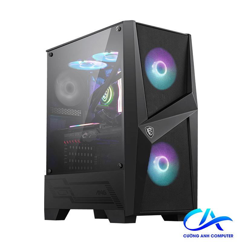 PC CA Gaming PC 13 i5 10400 / 8GB RAM / 256GB SSD PCIe / GTX 1660 SUPER OC