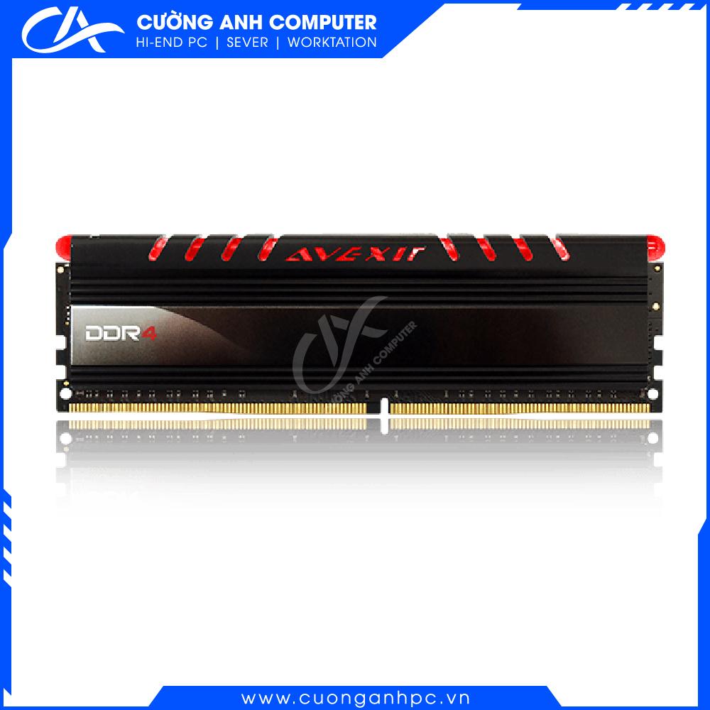 Ram Desktop AVEXIR 1COB Red (AVD4UZ326661916G-1COB) 16GB (1x16GB) DDR4 2666Mhz
