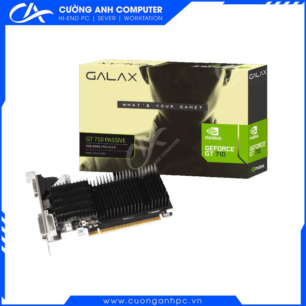 VGA Galax GeForce GT 710 2GB