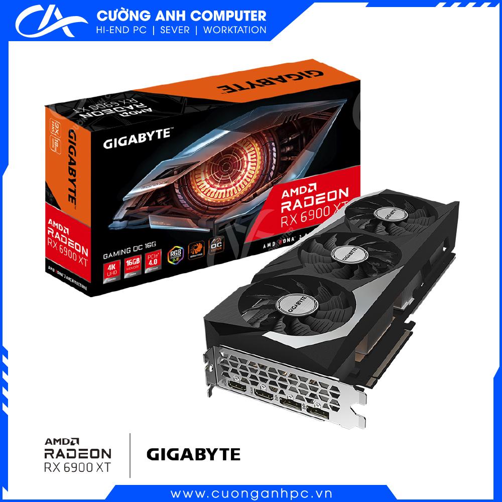 VGA GIGABYTE Radeon RX 6900 XT 16G (GV-R69XT-16GC-B)