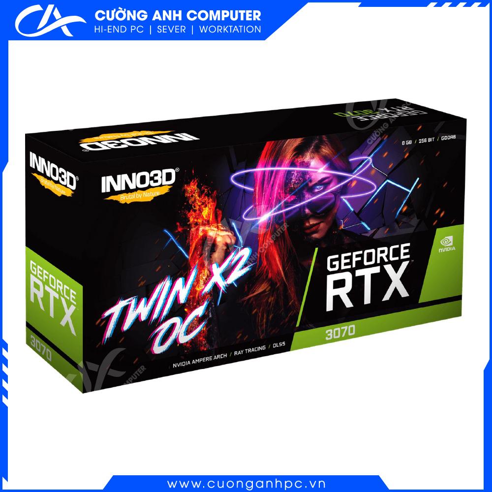 VGA INNO3D GEFORCE RTX 3070 TWIN X2 OC