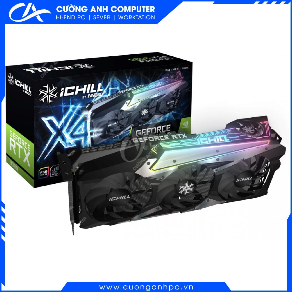 VGA INNO3D GEFORCE RTX 3080 ICHILL X4