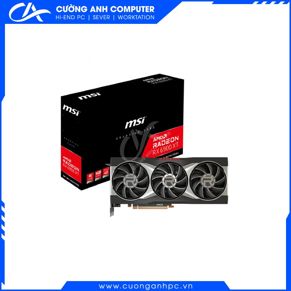 VGA MSI Radeon RX 6900 XT 16G