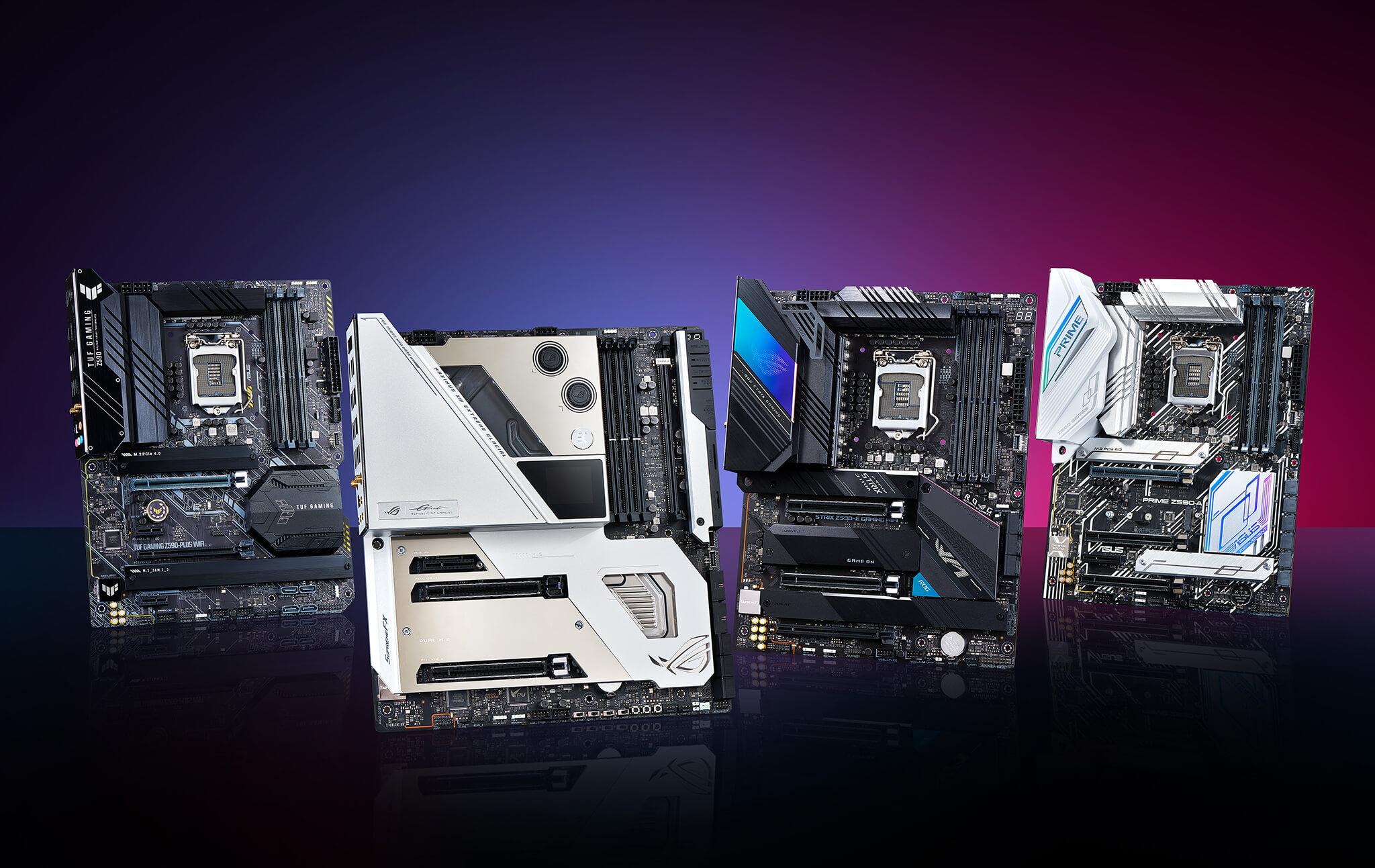 Tìm hiểu về Mainboard Z690 hỗ trợ RAM DDR5 trên các thế hệ CPU Intel thế hệ 12 mới sắp phát hành